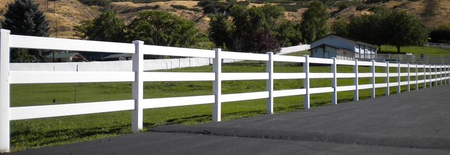 Ranch Rail Fencing