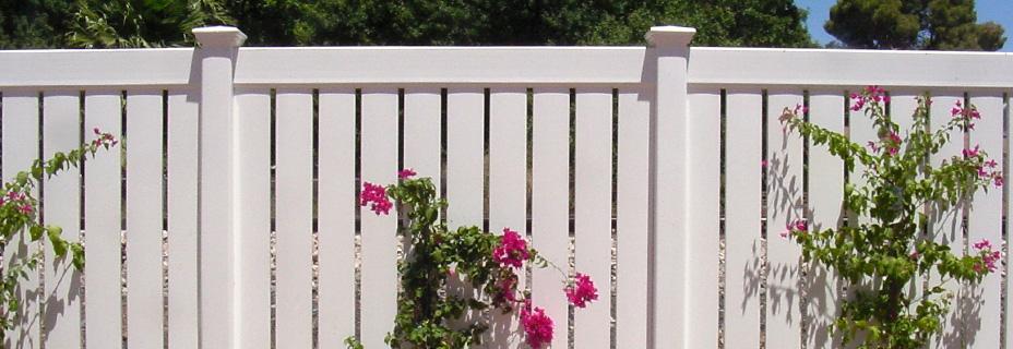 Semi-Privacy Fencing