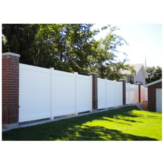 6' Tall Classic Privacy Fence - Same Day Pickup