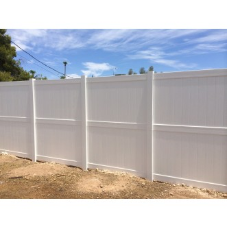 8' Tall Classic Privacy Fence