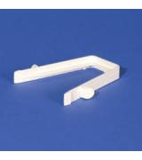 "(25) PACK of 1.5"" Vinyl Rail Clip"